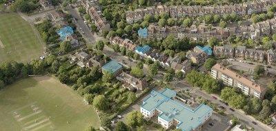 UK Roof Outline