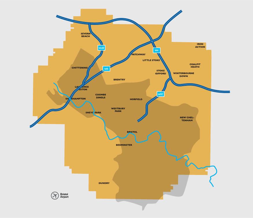 Coverage Map-Bristol